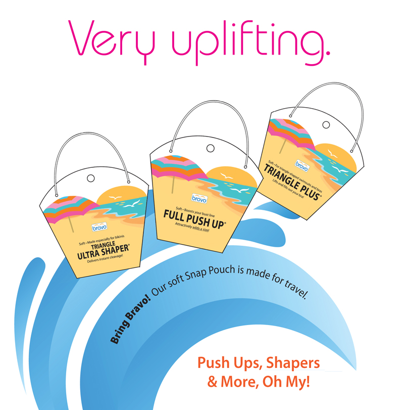 Custom graphic for become a bravo retailer promotion